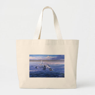High Rollers over Kuwait by Rick Herter Jumbo Tote Bag