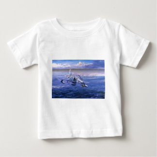 High Rollers over Kuwait by Rick Herter Infant T-shirt