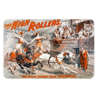 High Rollers, Premium Magnet