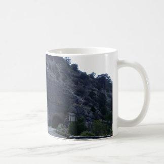 High Rolls Mountain Tunnel New Mexico Classic White Coffee Mug