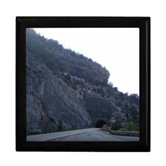 High Rolls Mountain Tunnel New Mexico Keepsake Box