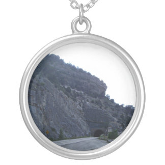 High Rolls Mountain Tunnel New Mexico Pendant