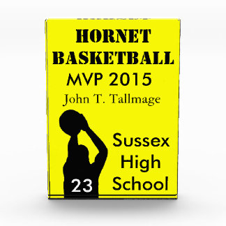 High School Basketball MVP award