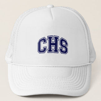 HIGH SCHOOL - CHS BLUE TRUCKER HAT
