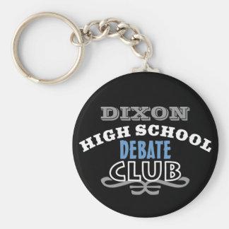 High School Club - Debate Keychain