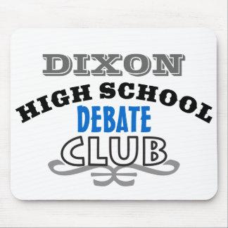 High School Club - Debate Mouse Pad