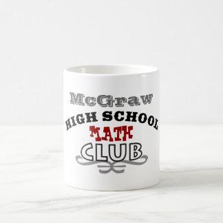 High School Club - Math Coffee Mug