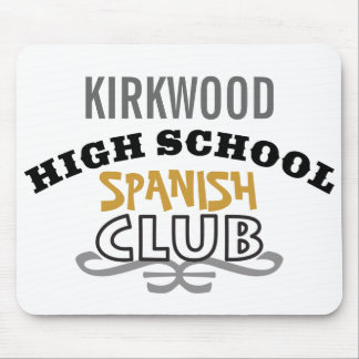 High School Club - Spanish Mouse Pad