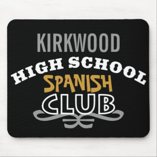 High School Club - Spanish Mouse Pad