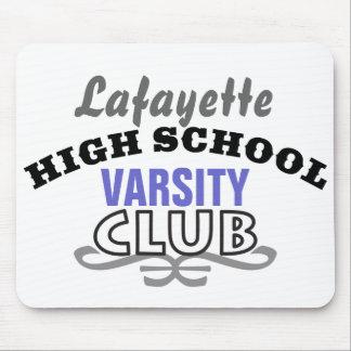 High School Club - Varsity Mouse Pad