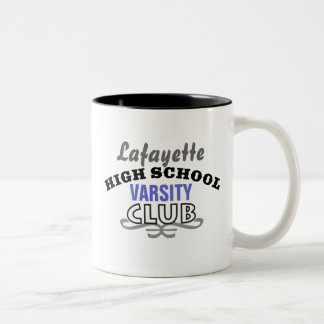 High School Club - Varsity Two-Tone Coffee Mug