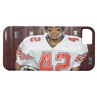High School football player iPhone SE/5/5s Case