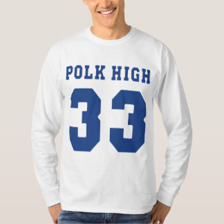High School Football Shirt
