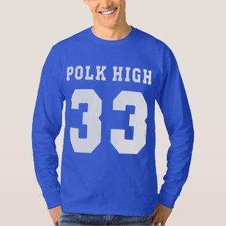 High School Football T Shirt