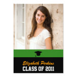 high school graduation announcement 2011