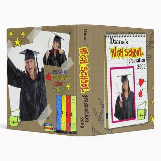 High School Graduation Binder