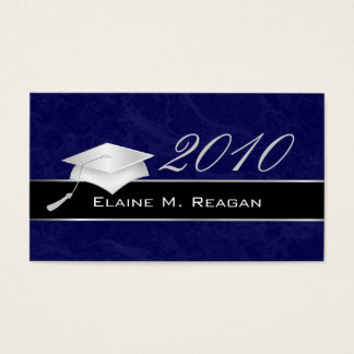 High School Graduation Name Cards - 2010