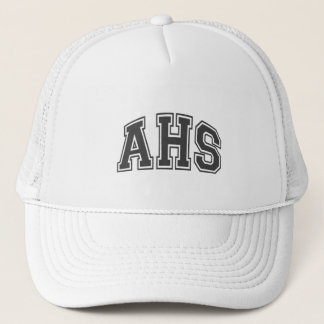 HIGH SCHOOL - GRAY AHS TRUCKER HAT