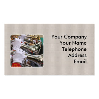 Marching Band Business Cards & Templates