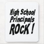 High School Principals Rock! Mousepad