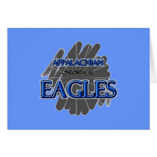 High School secundaria apalache EAGLES - Oneonta,  Felicitación
