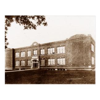 High School secundaria central de McMinnville Postal