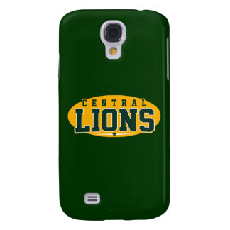 High School secundaria central; Leones Samsung Galaxy S4 Cover
