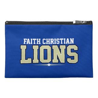 High School secundaria cristiana de la fe; Leones