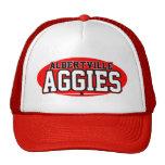 High School secundaria de Albertville; Aggies Gorros
