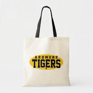 High School secundaria de Ardmore; Tigres Bolsa