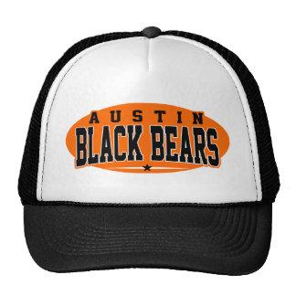 High School secundaria de Austin; Osos negros Gorro