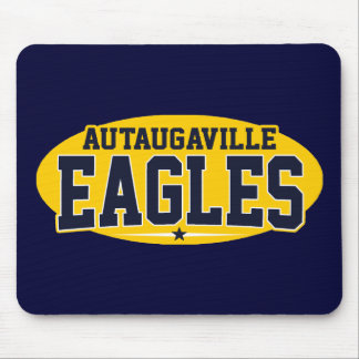 High School secundaria de Autaugaville; Eagles Tapete De Ratones