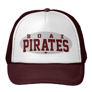 High School secundaria de Boaz; Piratas Gorro De Camionero