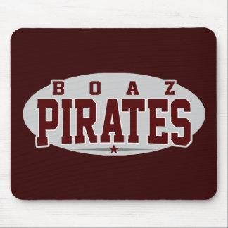 High School secundaria de Boaz; Piratas Tapete De Ratón