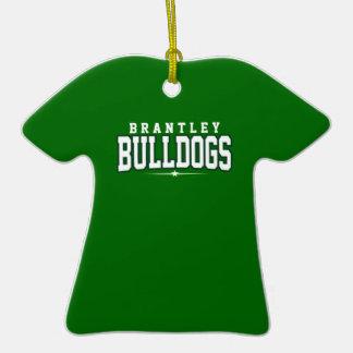 High School secundaria de Brantley; Dogos Ornato