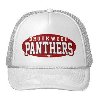 High School secundaria de Brookwood; Panteras Gorros