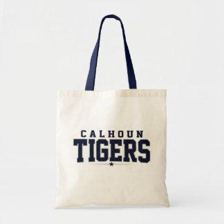 High School secundaria de Calhoun; Tigres Bolsas
