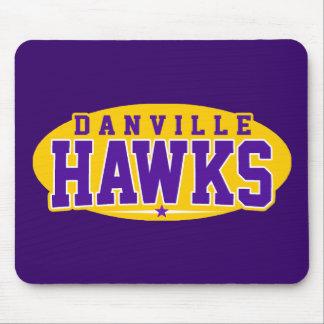 High School secundaria de Danville; Halcones Tapete De Ratón