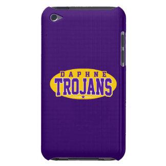 High School secundaria de Daphne; Trojan iPod Case-Mate Cárcasas