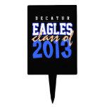 High School secundaria de Decatur, Eagles, mayor Decoraciones De Tartas