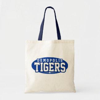 High School secundaria de Demopolis; Tigres Bolsa De Mano