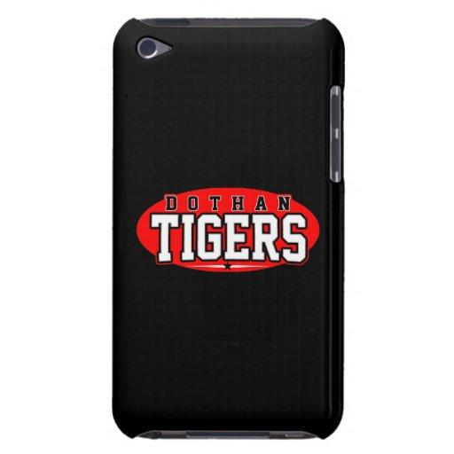 High School secundaria de Dothan; Tigres iPod Touch Cárcasas