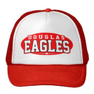High School secundaria de Douglas; Eagles Gorras