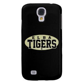 High School secundaria de Elba; Tigres Funda Para Galaxy S4