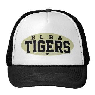 High School secundaria de Elba; Tigres Gorro