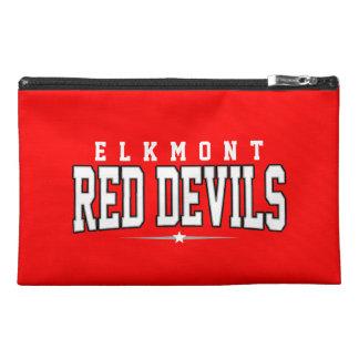High School secundaria de Elkmont; Diablos rojos
