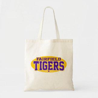 High School secundaria de Fairfield; Tigres Bolsa