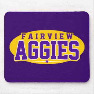 High School secundaria de Fairview; Aggies Alfombrilla De Ratones