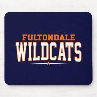 High School secundaria de Fultondale; Gatos montes Tapete De Raton