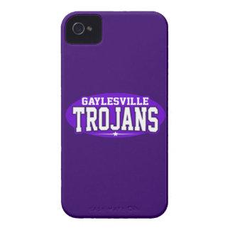 High School secundaria de Gaylesville; Trojan Case-Mate iPhone 4 Protector